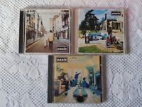 3 x OASIS CD'S - ALL VGC
