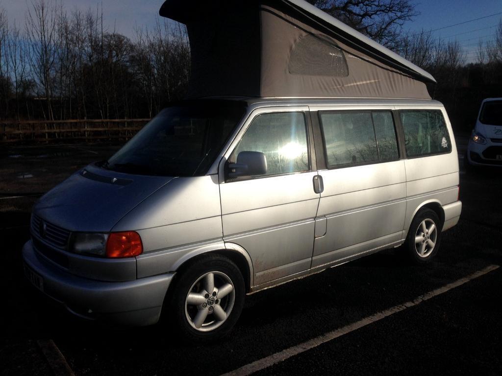 Vw TRANSPORTER 32 V6 Automatic Camper Van 2003