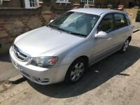 2006 KIA CERATO MANUAL 1.6 LOW MILEAGE 70000 FULL HISTORY,DRIVES GREAT,1 YEAR MOT