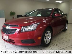 2013 Chevrolet Cruze LT Turbo | NO ACCIDENTS | LEATHER | HEATED