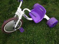 Girl's Trike