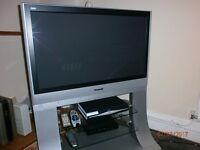 Panasonic Viera 36 inch flat screen tv