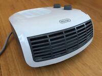 Delongi tavolo fan heater