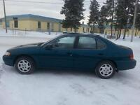 1999 Nissan Altima very low KM