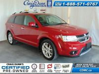 2012 Dodge Journey R/T All Wheel Drive Navigation Manitoba Trade