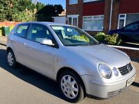 Volkswagen Polo 1.2 E 3dr £399 SHORT MOT 5TH APRIL 2005 (05 reg), Hatchback