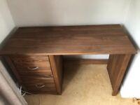 Chester desk dark pine