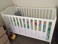 Mothercare Padstow cotbed