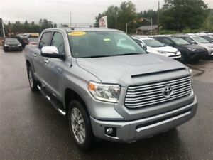 2014 Toyota Tundra Crewmax Platinum! ONLY $322 BIWEEKLY WITH $
