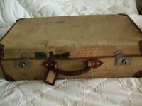 ex army suitcases in good condition £15. each £25 for the pair