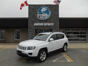 2016 Jeep Compass NORTH! 4X4 WITH ONLY 18K! FINANCING AVAILABLE!