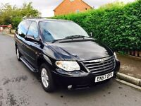 Immaculate Chrysler Grand Voager (7 Seater, Recent Timing Belt Kit)