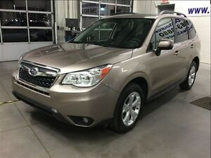 2014 Subaru Forester 2.5i Limited Cuir/Toit/Eyesight West Island Greater Montréal image 3