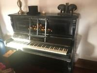 Lovey upright piano free for collection