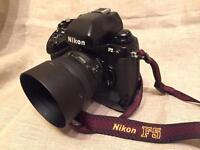 Nikon f5 mint condition