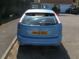 Ford Focus Style TDCI 2009 59 Reg Very Good Condition