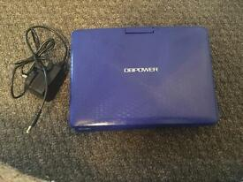 Portable SWIVEL DVD player