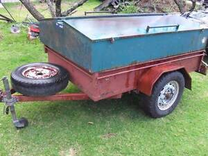 Box Trailer 6 x 4 with tradesman's canopy Toowoomba Toowoomba City Preview