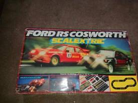 Scalextric Ford rs cosworth