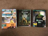 Complete full Breaking Bad DVD series box set