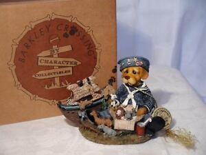 "Barkley Crossing Dog Figurine ""All Creatues Great And Paw"" London Ontario image 6"