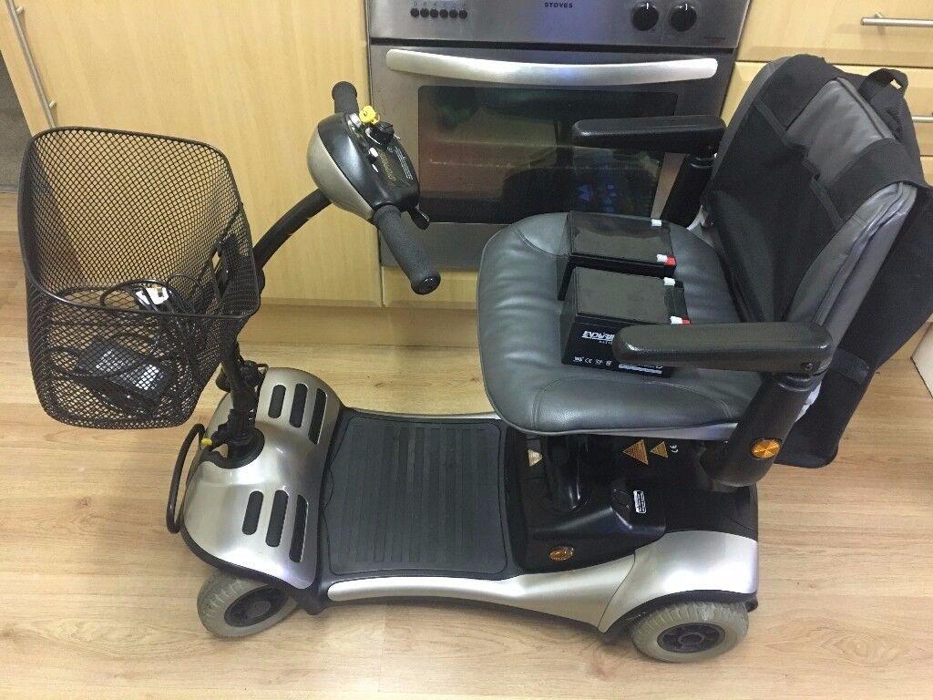 Shoprider Corella Mobility Scooter Portable Car Boot