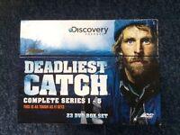 Deadliest catch complete series 1-5