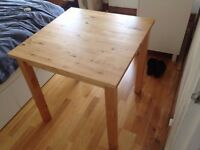 Dining Table - Perfect for 2 People, Easy to break down.