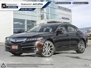 2015 Acura TLX 4dr Sdn FWD V6 Elite