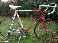 Vintage Orbit Clements spx racing bike