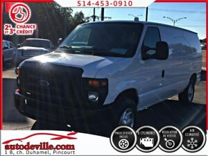2011 Ford Fourgon Econoline Commercial Cargo  FINANCEMENT DISPON