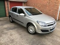 Vauxhall Astra 1.8 Automatic Life