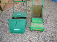 For sale two Qualcast electric mowers