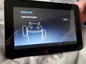 Alcatel Onetouch tablet