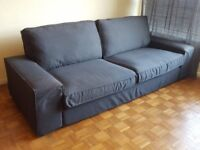 3 Seater Sofa/ Ikea Kivik excellent condition bought 1 year 1/2 ago