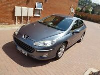 2008 peugeot 407 saloon 1.6 hdi diesel , hpi clear, good runner.