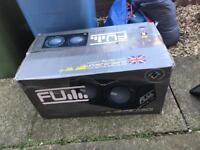 FU TWIN SUB AND AMP