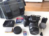 Canon 1000D DSLR Starter Pack