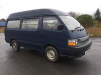 1995 Toyota hiace van LWB minibus