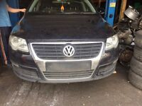 57 VW PASSAT 1.9 TDI 5 SPEED MANUAL THIS CAR IS FOR BREAKING ALL PARTS AVAILABLE