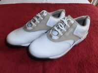 "NEW Ladies "" FOOTJOY "" leather Golf Shoes -- Brand NEW -"