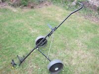 Golf trolley for sale in good condition