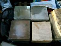 24x paving slabs 1ft x 1ft