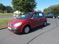 RENAULT MEGANE SCENIC SL OASIS 1.6 MPV BURGUNDY 2006 BARGAIN ONLY 795 *LOOK* PX/DELIVERY