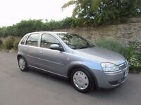 VAUXHALL CORSA 1.2i 16v design 5 DOOR AIR CON ONLY 45K MILES FULL HISTORY