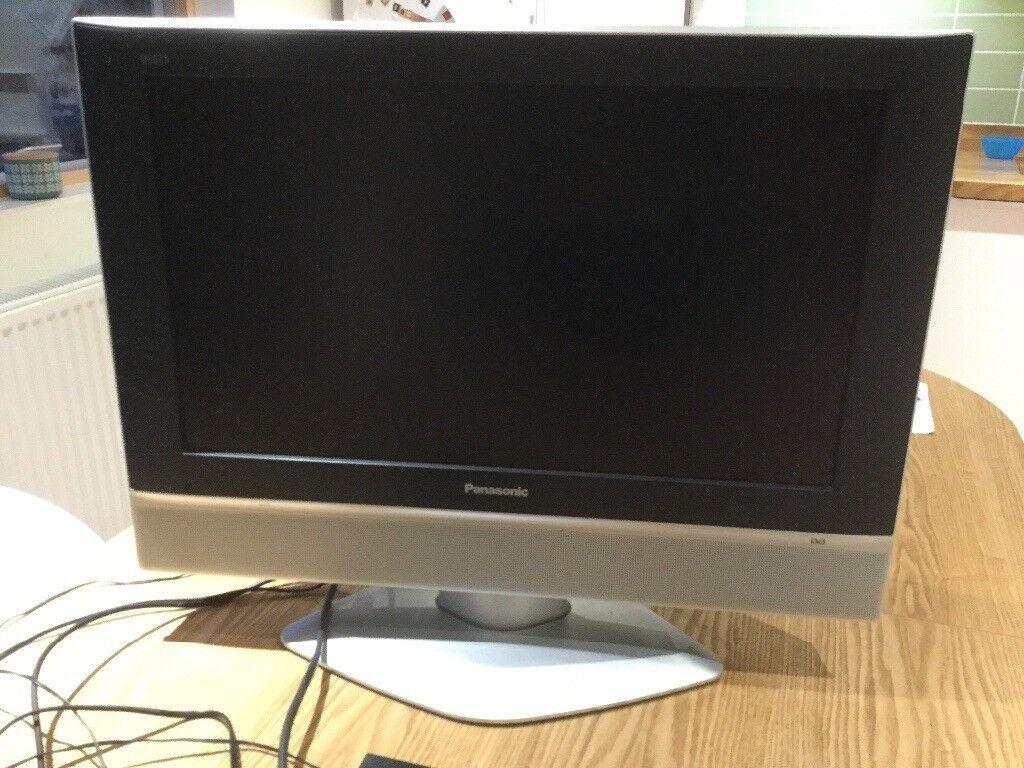 Panasonic 23 Inch Tv In Granton Edinburgh Gumtree # Meuble Tv Angelina