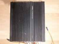 Alpine 3550 4/3/2 Channel Power Amplifier