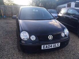 Volkswagen Polo 1.4 Twist Hatchback 2004 * IDEAL FIRST CAR * CHEAP INSURANCE * HPI CLEAR