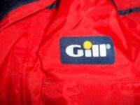 Gill sailing suit