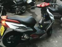 Yamaha JoggRR 70cc 2013 plate